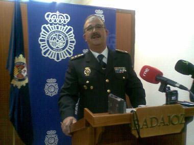 El nuevo comisario de la Policía Nacional de Mérida prestará especial atención al tráfico de drogas