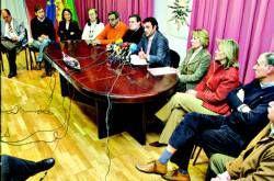 El PP de Cáceres denuncia los retrasos de Portaje, el AVE, la ampliación del Cimov y la ronda este
