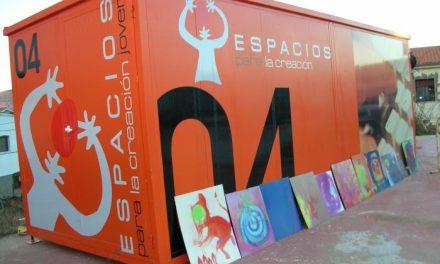 El Espacio Móvil de la Creación Joven se ubicará este fin de semana en Santibáñez el Bajo