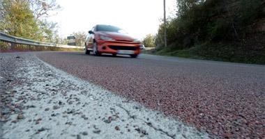 El 112 alerta de placas de hielo en las carreteras de norte de Cáceres y recomienda precaución