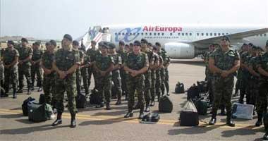 Cerca de 700 militares de la Brigada Extremadura XI se trasladarán al Líbano el próximo noviembre