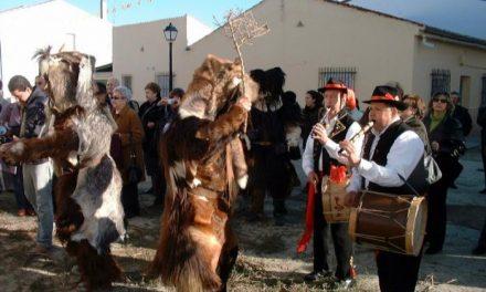 Las carantoñas llegan a Acehúche la próxima semana con motivo de la fiesta del patrón San Sebastián