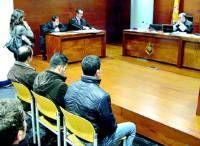 Juzgados en Cáceres los tres detenidos descubiertos con cuatro kilos de hachís en junio del año pasado