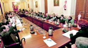 Los partidos políticos de Cáceres aparcan sus diferencias para sacar los 71 proyectos del plan de empleo