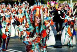 Un total de 41 comparsas tienen previsto participar en las próximas fiestas de Carnaval en Badajoz