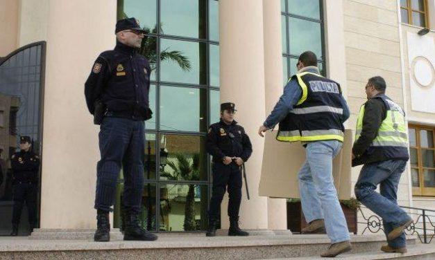 La plantilla de la Policía Nacional en Extremadura se refuerza con la incoporación de 22 nuevos agentes