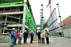 La reforma del Auditorio de Cáceres acabará dentro de un año y prevé duplicar su espacio y capacidad