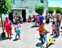 La Asociación de Vecinos de Pardaleras reclama que se inicie cuanto antes la obra del nuevo colegio público