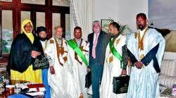La Diputación Provincial de Cáceres realizará proyectos de cooperación en Mauritania con Felcode