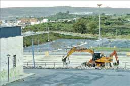 El Gobierno ha incluido en el proyecto Ecociudad una red de aparcamientos y el arreglo de varias calles de Plasencia