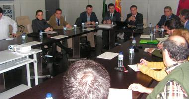 El nuevo plan de vivienda de Extremadura contempla 40.000 actuaciones entre los años 2009 y 2012