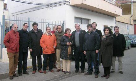 Monago pide al PSOE de Moraleja que se fomente la convivencia para crear un clima de tranquilidad