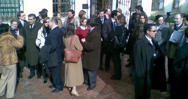 Los jueces extremeños confirman en una reunión celebrada en Mérida la huelga del día 18 de febrero
