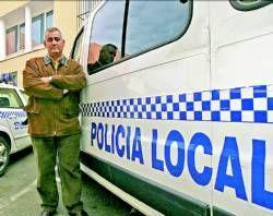 La policía local de la ciudad de Badajoz pide que se den soluciones tras resentirse su estructura de mando