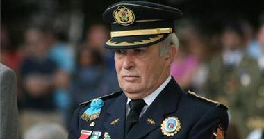 El jefe de la Policía Local de Badajoz, Miguel Sardiña, pide perdón a los jóvenes heridos en el accidente