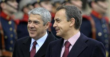 El AVE Madrid-Lisboa será una realidad en 2013, según han anunciado en Zamora Zapatero y Sócrates