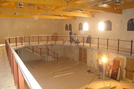 La Junta licita las obras del centro de transformación eléctrica del Cine-Teatro de Arroyo de la Luz