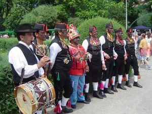 La localidad de Montehermoso se prepara para celebrar sus fiestas, Los Negritos de San Blas