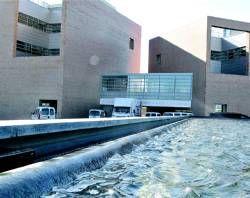 La Confederación Hidrográfica del Guadiana estrena la sede diseñada por Rafael Moneo