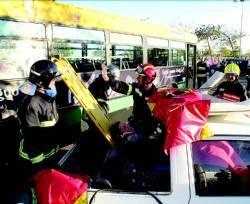Un total de 465 aspirantes concurren a las 10 plazas de bomberos interinos del Ayuntamiento de Badajoz