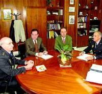 La policía de Badajoz divide la ciudad en cuatro zonas distintas con el fin de  mejorar aún más la vigilancia