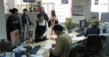 El sector servicios arrastra a la región de Extremadura a la cifra histórica de 103.000 parados