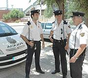 Detenidos en la localidad pacense de Almendralejo dos rumanos sospechosos de varios robos