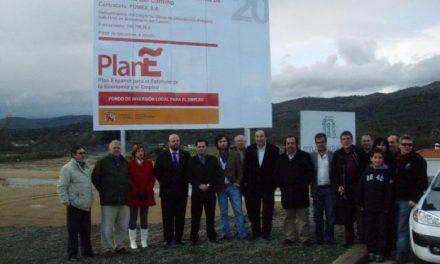 Aldeanueva del Camino inicia las obras del Parque Industrial con cargo al Fondo Estatal de Inversión Local