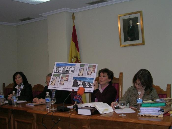 Las viviendas del Plan 60.000 de Moraleja se licitarán en los primeros días del mes de marzo