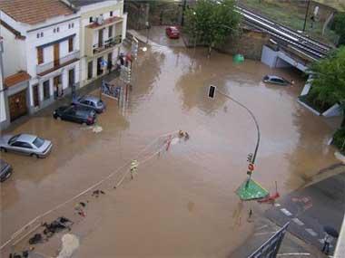 Los afectados por el temporal de lluvias de la semana pasada recibirán entre 2.500 y 18.000 euros del Gobierno