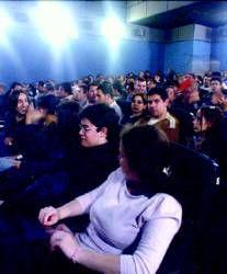 Las salas de cine en la comunidad autónoma de  Extremadura pierden 270.602 espectadores