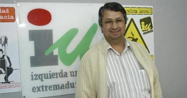 El ex dirigente de IU Extremadura, Feliciano Morcuende, fallece en Mérida a causa de un tumor
