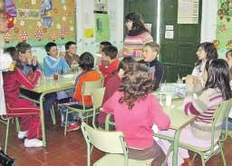 Mil alumnos de Las Villuercas y Los Ibores aprenden nutrición con los «Desayunos saludables»
