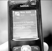 Malpartida de Cáceres estrena un novedoso servicio de información mediante mensajes de móviles