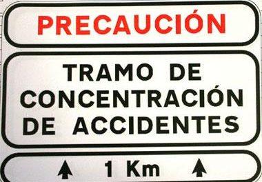 El número de fallecidos en las carreteras extremeñas bajó un 28% durante el 2008