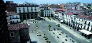 El diseño de la plaza Mayor de Cáceres estará listo en el mes de marzo para iniciar las obras a lo largo de junio