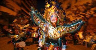 """El grupo """"Las Monjas"""" de Torremejía repite como mejor comparsa en el desfile del Carnaval de Badajoz"""
