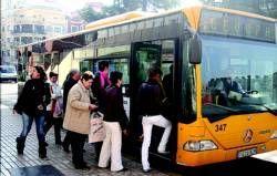 Los vecinos de las pedanías de Badajoz piden servicios mínimos de autobús los fines de semana y festivos