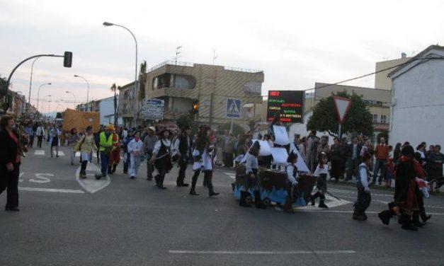 Moraleja reparte más de 3.000 euros en premios en el desfile de Carnaval en el que hubo 76 participantes