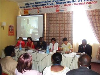 Un seminario en Camerún destaca la formación sanitaria como medio para paliar los problemas de salud