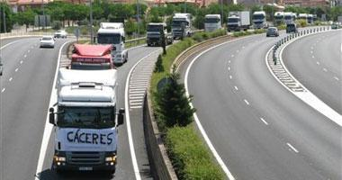 La Plataforma Nacional de Transportistas desconvoca la huelga indefinida y esperan respuestas del Gobierno