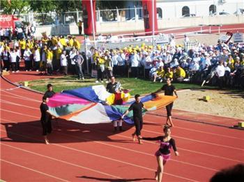 La séptima Convivencia Deportiva para Mayores espera reunir a casi 3.000 participantes en Cáceres