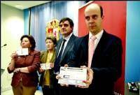 La empresa de Gas Extremadura ha puesto en marcha un sistema de tarjeta facilita leer los contadores