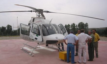 Nuñomoral dispondrá de una helibase para el servicio de Urgencias y Emergencias 112 con ámbito comarcal