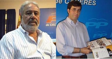 Rafael Mateos y Alberto Casero se incorporan al Comité Ejecutivo Regional del Partido Popular