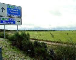 Aviación Civil recibe una consulta para un aeródromo a 20 kilómetros y al lado de la autovía A-66