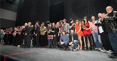 Teresa Berganza, Pablo Guerrero y Miguel Bosé conmueven al recoger sus premios
