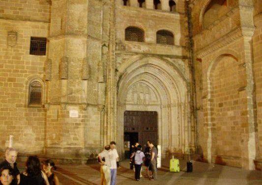 """Coria celebrará el """"Día de las catedrales"""" el 24 de octubre junto con la Red estatal de Ciudades Catedralicias"""