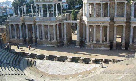 Una excavación destapa talleres, un área funeraria y una vía romana en la ciudad de Mérida