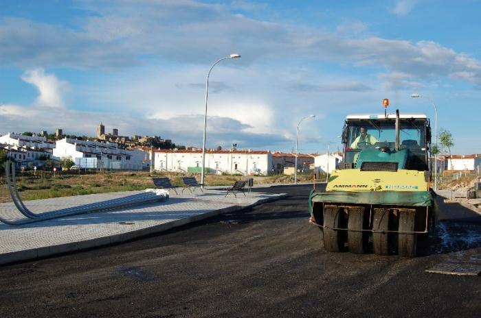 La compañía eléctrica Iberdrola desbloquea la construcción de 147 viviendas en Trujillo